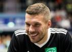 """Vācijas futbola leģenda Podoļskis: """"Man nav nožēlas par zaudējumu 2008. gada finālā"""""""