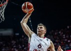 Porziņģis neplānoti piekāpjas afrikānim cīņā par FIBA desmitgades finālu