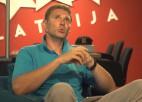 """Video: Ķīnas kluba treneris Ciprusam: """"Baltais un tikai 208 centimetri? Kāp atpakaļ lidmašīnā!"""""""