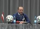 """Video: V. Ļašenko: """"Pēc revīzijas lemsim - saglabāt darbiniekus vai meklēt citus"""""""