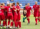 """""""Lokomotiv"""" uzvar arī """"Audu"""", Freimanis un Lazdiņš zaudē, sākusies arī 2. līga"""