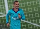 """""""Barcelona"""" """"La Liga"""" titulcīņas finiša taisnē var palikt bez Grīzmana"""