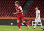 """Uldriķa pirmie vārti sezonā neglābj """"Sion"""" no sakāves Lihtenšteinā"""