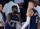 """Hārdevejs seniors: """"Dalasa sākumā no """"Knicks"""" gribēja manu dēlu, nevis Porziņģi"""""""