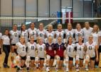 Latvijas sieviešu volejbola izlase pirmajā pārbaudes spēlē zaudē Igaunijai
