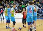 Pēc 17 gadu pārtraukuma Eiropas kausos spēlēs trīs Latvijas volejbola klubi