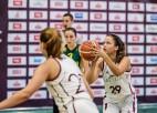 """Zeltiņai """"double-double"""", U14 meiteņu virknējumi uzvar Lietuvu un sagrauj Igauniju"""