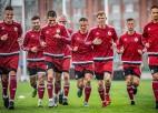 U21 izlase EČ kvalifikācijas ciklu atsāks ar dueli pret Serbiju