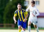 """""""Ventspilij"""" vēl viens zaudējums – gruzīns Palavandišvili emocionāli atvadās no kluba"""