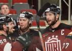Dārziņš līdzjutēju balsojumā atzīts par KHL labāko spēlētāju 8. septembrī