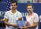 """Suaresam otrais """"US Open"""" tituls, šoreiz uzvarot kopā ar Paviču"""
