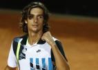 """Romas """"Masters"""" astotdaļfinālos iekļūst četri Itālijas tenisisti"""