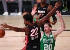 """Heivords atgriežas, Teitumam 25+14+8, """"Celtics"""" šoreiz notur pārsvaru"""