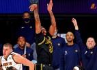 """Deiviss: """"Kobe tādus metienus meta visu laiku"""""""