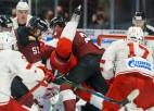 Bezatbildība un neapdomība - Covid-19 radītais haoss KHL