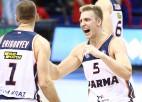 """Mejera """"Parma"""" sensacionāli uzvar CSKA, Bērziņam 18 punkti pret """"Loko"""""""