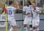 """Kijevas """"Dynamo"""" dominē, ungāru """"Ferencváros"""" atgriežas ČL grupu turnīrā"""