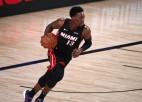 ''Heat'' noslēdz maksimālo līgumu ar Adebajo, ''Pelicans'' - ar Ingremu
