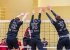 ''DU/Ezerzeme'' vīriešu komandai ļauj aizvadīt spēles Baltijas līgā, sievietēm pārceļ