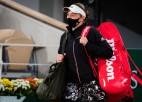 """Ostapenko kļūdām bagātā mačā pabeidz """"French Open"""" vienspēļu turnīru"""