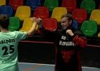 """Video: Valmiera sakauj """"Kuršus"""" un noķer līderus"""