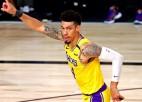 ''Lakers'' basketbolists Grīns un viņa sieva pēc piektās spēles saņēmuši nāves draudus