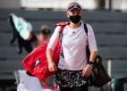 Ostapenko minimāls kritums WTA rangā, Sevastova pamet piecdesmitnieku