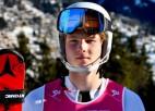 Kristofers Gulbis iekļūst labāko pieciniekā jaunajā slēpošanas hallē Oslo