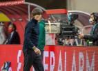 Vācijas futbola vadība lemj - Lēvs turpina vadīt nacionālo izlasi