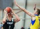''Ventspils'' uzņems VEF abu komandu sezonas otrajā duelī