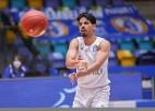 ''Peristeri'' pirms izšķirošās cīņas pret VEF pievienojas NBA uzspēlējis meksikānis