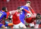 """""""Mainz 05"""" sarūpē pārsteigumu un izcīna uzvaru pār Bundeslīgas vicelīderi """"RB Leipzig"""""""