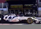 Amerikāņi noskatījuši iegādei divas F1 komandas