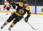 ''Bruins'' pirmās maiņas aizsargs Lozons nespēlēs vismaz mēnesi