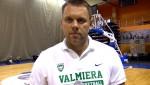"""Video: BK """"Valmiera"""" basketbolisti sākuši gatavoties sezonai"""