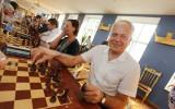 """Foto: Sācies starptautiskais šaha festivāls """"Liepājas rokāde"""""""