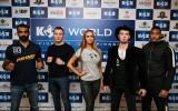 """Foto: """"KOK World Grand Prix in Riga 2017"""" svēršanās procedūra"""