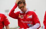 Foto: Tuksnešainā Bahreina F1 pilotus pārsteidz ar lietu