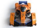 """Foto: """"McLaren"""" prezentē nākotnes F1 mašīnu"""
