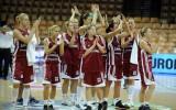 Foto: Latvija sāk ar zaudējumu Grieķijai