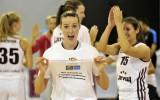 Foto: Latvija uzvar Igauniju un izcīna pirmo vietu