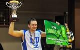 """Foto: """"Latvijas Universitāte"""" SEB SBL čempions"""