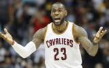 """""""Cavaliers"""" superzvaigzne Džeimss pēc neticamā zaudējuma kritizē tiesnešus"""