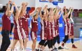 Video: Izlases kandidāte Priede ar komisku video apsveic basketbolistes