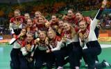 Olimpisko čempioņu stūrmanis norūpējies par grūtniecību