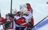 Video: Kad pirmie vārti kļūst par KHL rekordu – aizsargs iemet piektajā sekundē