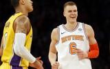 """Porziņģis raksta NBA vēsturi: """"Tas ir gods, taču vēlos paveikt ko lielu ar komandu"""""""