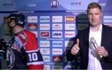 Video: Spēlētājs intervijas vietā izvēlas kautiņu