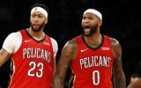 Video: NBA jocīgākie momenti: Porziņģis saņem dāvanu, Grifinam saplēš ekipējumu