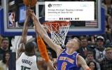 Naksnīgās NBA čalas: par spīti uzvarai pārmetumi Porziņģim un Hornačekam